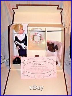 Sale! Madame Alexanderprincess Grace Kelly Doll Cissette Trunk Set-ltd Ed 9/500