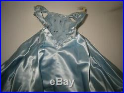 Stunning 1954 Madame Alexander 20 HP & Vinyl Cissy Doll in HTF Tagged Gown