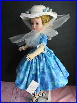 Stunning Madame Alexander Cissy Doll in Camillia Ensemble Reproduction