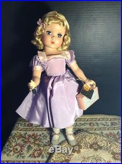 Superb! Madame Alexander 1950's Maggie All Original 17. Mint