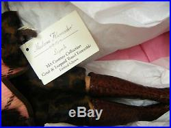 TRAVEL ENSEMBLE #67301 Madame Alexander Dolls 21 NEVER REMOVED FROM BOX