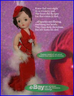 The Cissy Who Stole Christmas