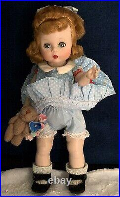 VINT MADAME ALEXANDER kIN #355 -1962 SLW IN EXCELLENT CONDITION TAGGED