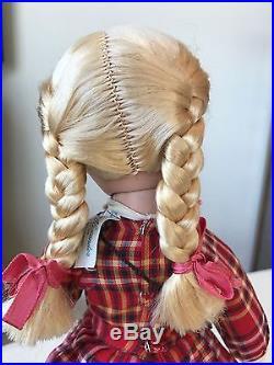 Vtg Madame Alexander Rare Kathy Roller Skater Maggie Face Unplayed With Doll