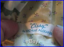 V. Rare & Near-Mint Cissy Day Dress Rhinestone Bodice