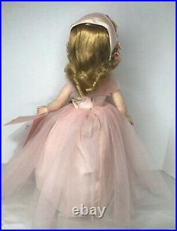 Vintage 13 Madame Alexander HP Maggie Rosamand Doll Bridesmaid