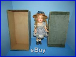 Vintage 1940's Beautiful Composition 13 Mcguffy Ana Mint In Box