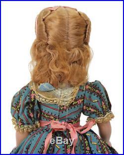 Vintage 1948 Madame Alexander Little Women Beth Doll Hard Plastic Maggie 14