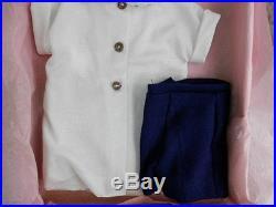 Vintage 1950's Madam Alexander Cissy Shorts Polka Dot Blouse Tagged With Box