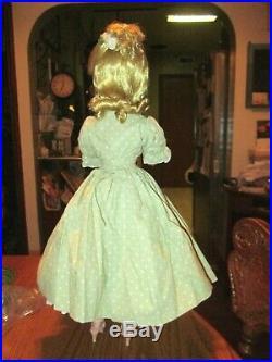Vintage 1950's Madame Alexander 20 Cissy Doll extras