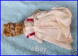 Vintage 1950's Madame Alexander Juliet Walker Doll Hang Tag Outfit 8 EXC Romeo