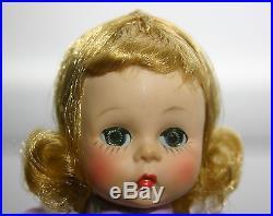 Vintage 1950s Alexander-Kins Wendy Ann Walker, Style 500 Box, Label
