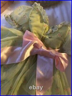 Vintage 1950s Tagged CISSY Madame Alexander Dress Ensemble
