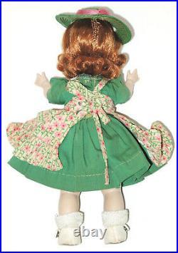 Vintage 1955 Madame Alexander Wendy In School Dress #444 SLW Alexander-kins