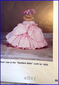 Vintage 1956 Madame Alexander-Kin Southern Belle BKW RARE