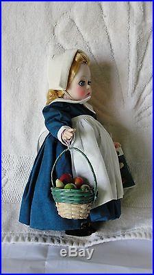 Vintage 8 Madame Alexander Doll PRISCILLA 1966' Wendy Ann Face BK