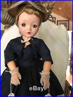 Vintage Cissy Madame Alexander 1955 All Original Tagged Clothing