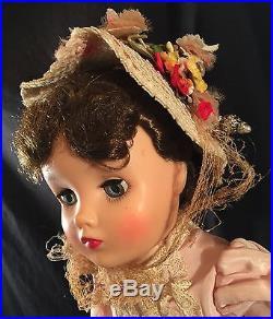 Vintage Doll Madame Alexander Elise 18 inch PRIORITY MAIL