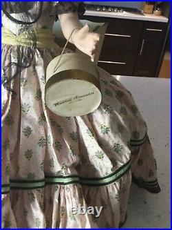 Vintage MARGARET 1953 GLAMOUR GIRL PICNIC DAY Madam ALEXANDER 20 RARE BEAUTY