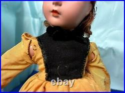 Vintage MARME 14 Alexander Doll LITTLE WOMEN All Original Tagged ca. 1949