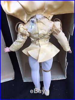Vintage Madame Alexander 15 Prince Charming Doll Minty In Box RARE VHTF 1950