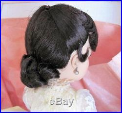 Vintage Madame Alexander 21 inch Renoir Portrait Doll #2194 1969 PERFECT HAIR