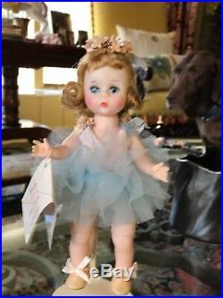 Vintage Madame Alexander Alexanderkins Wendy Ballerina