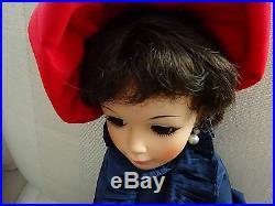Vintage Madame Alexander Beautiful Rare 21 Jackie Renoir Portrait Doll