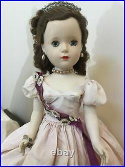 Vintage Madame Alexander Beaux Arts Princess Margaret Rose