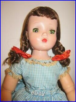 Vintage Madame Alexander Binnie Walker Doll with Cissy Face