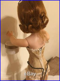Vintage Madame Alexander Cissy 1957 A Red Head And A Real Beauty