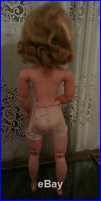 Vintage Madame Alexander Cissy Doll 20 original undergarments ORIGINAL Box