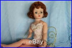 Vintage Madame Alexander Cissy Doll Beautiful Redhead Amazing Blue Eyes