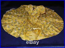 Vintage Madame Alexander Cissy Doll Dress from FAO Royal Tour Trousseau Set MINT