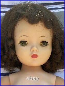 Vintage Madame Alexander Cissy Doll Glamour Original TLC