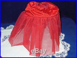 Vintage Madame Alexander Cissy Doll Gown from FAO Royal Tour Trousseau Set MINT