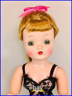 Vintage Madame Alexander Cissy Doll Infused Beautiful Color Needs Lashes