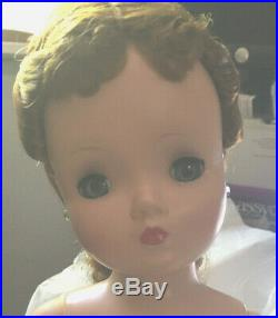 Vintage Madame Alexander Cissy Doll Stunning Red Head/Auburn Beauty