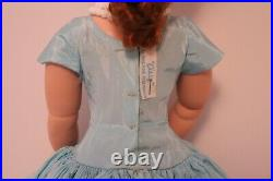 Vintage Madame Alexander Cissy Doll Tagged Dress 1956 With Extras