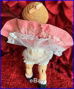 Vintage Madame Alexander Kin Dolls BKW (Black Eyes)