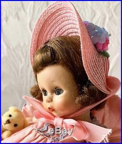 Vintage Madame Alexander Kins Doll 8 1953