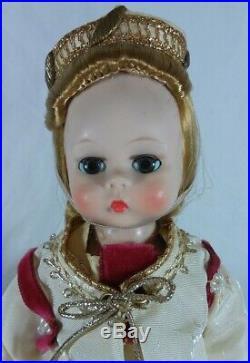 Vintage Madame Alexander Kins Juliet #473 1955 from U. A. Romeo and Juliet
