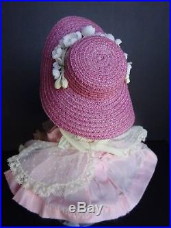 Vintage Madame Alexander Kins SLW Pink Pinafore Wendy Adores A Party