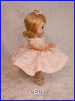 Vintage Madame Alexander Kins Strung Doll Wearing #459 from 1953 Just Excellent