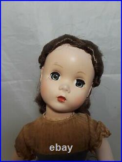 Vintage Madame Alexander Little Women Doll BETH 1950's