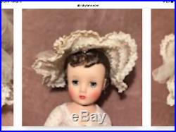 Vintage Madame Alexander Original Cissy Doll Hat 1950s