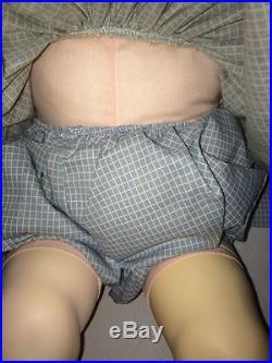 Vintage Madame Alexander Puddin Blonde Baby Doll 1965 22 New