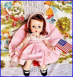 Vintage Madame Alexander Quiz Kins 1953