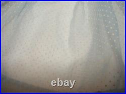 Vintage Madame Alexander Rare Cissy Boxed Extra Dotted Swiss Shirtwaist Dress