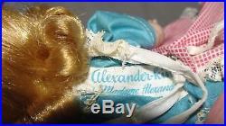 Vintage Madame Alexander VISITORS AT SCHOOL Alexander Kins Doll 1955